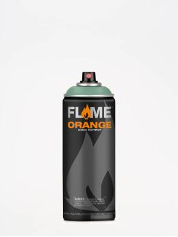 Molotow Spraymaling Flame Orange 400ml Spray Can 609 Salbei grøn