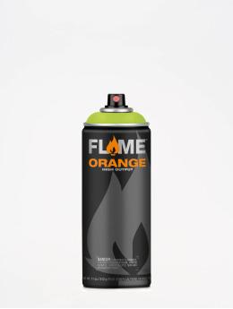 Molotow Spraymaling Flame Orange 400ml Spray Can 640 Kiwi Hell grøn