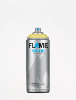 Molotow Spraymaling Flame Blue 400ml Spray Can 100 Vanille gul