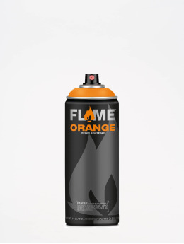 Molotow Spraymaling Flame Orange 400ml Spray Can 202 Pastellorange oransje