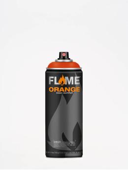 Molotow Spraymaling Flame Orange 400ml Spray Can 214 Orangerot red