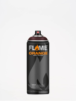 Molotow Spraymaling Flame Orange 400ml Spray Can 322 Aubergine red