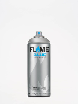 Molotow Spraymaling Flame Blue 400ml Spray Can 902 Ultra-Chrom sølv