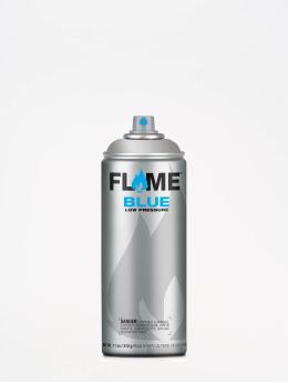 Molotow Spraymaling Flame Blue 400ml Spray Can 902 Ultra-Chrom sølv
