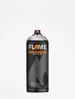 Molotow Spraymaling Flame Orange 400ml Spray Can 902 Ultra-Chrom sølv
