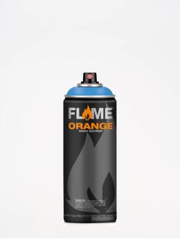 Molotow Spuitbussen Flame Orange 400ml Spray Can 508 Lichtblau blauw