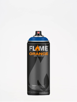 Molotow Spuitbussen Flame Orange 400ml Spray Can 512 Signalblau blauw