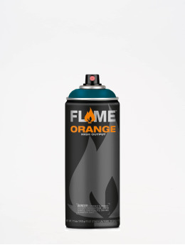 Molotow Spuitbussen Flame Orange 400ml Spray Can 618 Aqua blauw