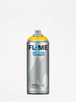 Molotow Spuitbussen Flame Blue 400ml Spray Can 106 Signalgelb geel