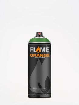 Molotow Spuitbussen Flame Orange 400ml Spray Can 632 Laubgrün groen
