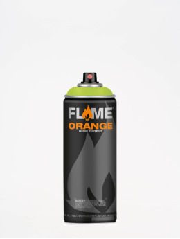Molotow Spuitbussen Flame Orange 400ml Spray Can 640 Kiwi Hell groen