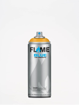 Molotow Spuitbussen Flame Blue 400ml Spray Can 112 Safran oranje