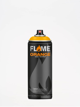 Molotow Spuitbussen Flame Orange 400ml Spray Can 111 Melone Dunkel oranje