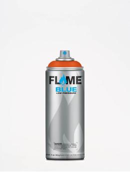 Molotow Spuitbussen Flame Blue 400ml Spray Can 214 Orangerot rood