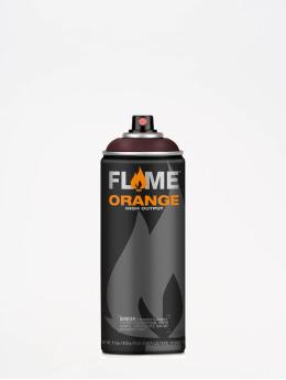 Molotow Spuitbussen Flame Orange 400ml Spray Can 322 Aubergine rood