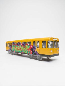 Molotow Tarvikkeet Mini Subwayz Berlin keltainen