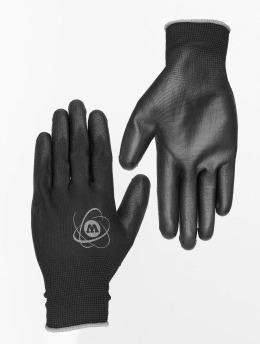 Molotow Tarvikkeet Logo Protective Gloves musta