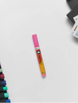 Molotow Tussit Marker ONE4ALL 4mm 227HS neonpink vaaleanpunainen