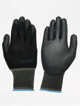 Montana Equipment PU Gloves Nylon L schwarz