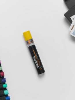 Montana Marker BLACK Ink Marker 15mm Yellow gelb