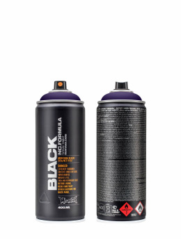 Montana Spray Cans BLACK 400ml 4182 Universe blue