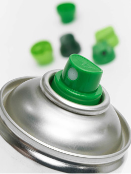 Montana Spray Caps 6er Cap Set Level 1- 6 grün