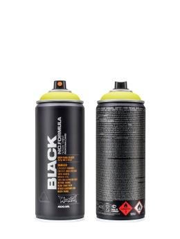 Montana Sprayburkar BLACK 400ml 6000 Pistachio grön