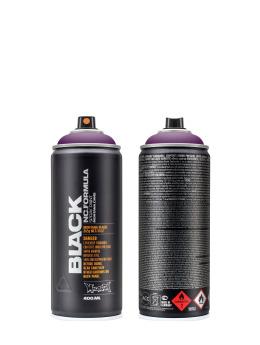 Montana Sprayburkar BLACK 400ml 4060 Galaxy lila