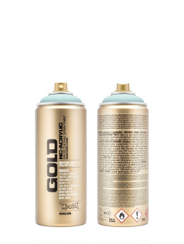 Montana Spraydosen GOLD_400ML 6210 Can2 Cool Candy blau