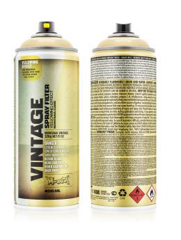 Montana Spraydosen 400ml Effect EV1050 vintage yellow gelb