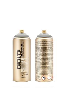 Montana Spraydosen GOLD_400ML 7030 Iron Curtain grau