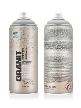Montana Spraydosen Granit Effect 400ml EG7000 Light Grey grau