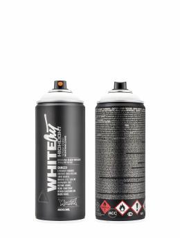 Montana Spraydosen BLACK 400ml whiteout weiß