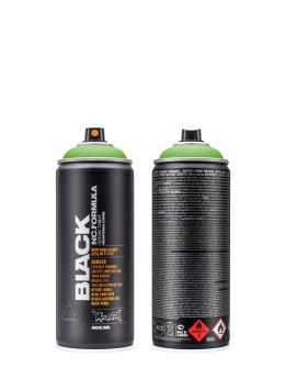 Montana Spraydosen BLACK 400ml 6000 Power Green zielony