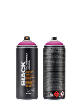 Montana Spraymaalit BLACK 400ml 3160 Good Times purpuranpunainen