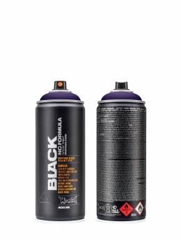 Montana Spraymaling BLACK 400ml 4182 Universe blå