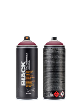 Montana Spraymaling BLACK 400ml 3062 Cardinal red