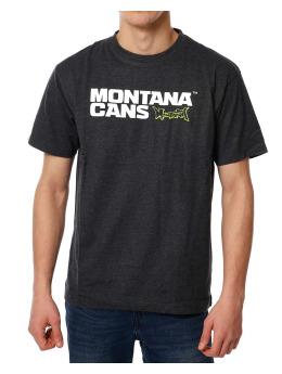Montana T-Shirt  grau