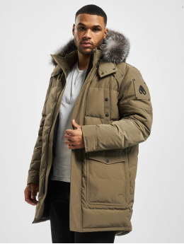Moose Knuckles Parka Big Ridge brown