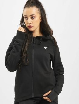 MOROTAI Hoodies con zip Comfy Performance nero