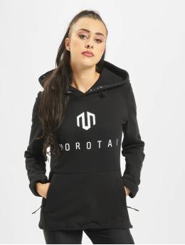MOROTAI Hoody Naka Neo zwart