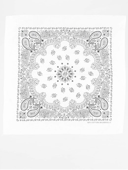 MSTRDS Bandana Printed blanco