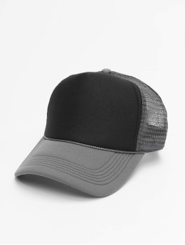 MSTRDS Trucker Cap High Profile Baseball grau