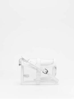 NA-KD Сумка Transparent белый