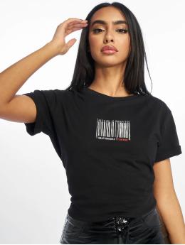 NA-KD Camiseta Priceless negro