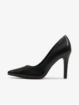 NA-KD Chaussures à talon PU noir