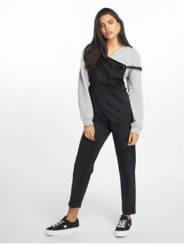 NA-KD Jumpsuits Tie Strap svart