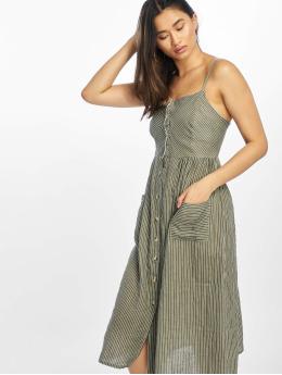 NA-KD jurk Stripe groen