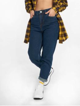 NA-KD Mom Jeans Mom blauw