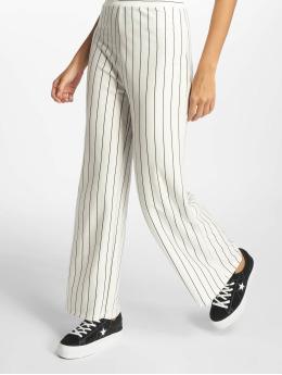 NA-KD Pantalon chino Lisa Fabric blanc